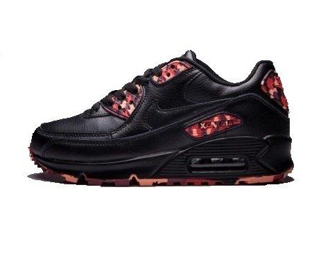 b61028ed722 Tênis Nike Air Max 90 London Black (Feminino)