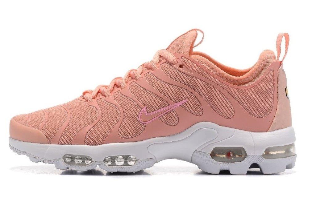 check out 47cd5 3c2fe Tênis Nike Air Max Plus Ultra Pink White (Feminino)
