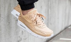 Tênis Nike Air Max 90 Woven Pack Brown (Masculino) - loja online