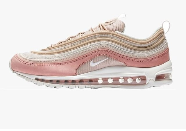low priced e9e5d c3c00 Tênis Nike Air Max 97 Metallic Rose (Feminino)