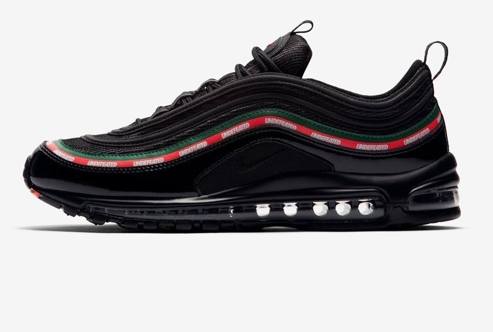 6403da76918 Tênis Nike Air Max 97 Undefeated X Off Black (Masculino)