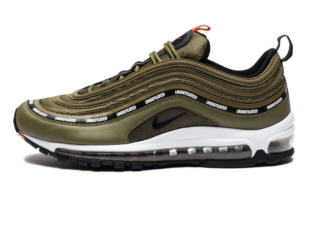 f02c6ddeb05 Tênis Nike Air Max 97 Undefeated X Flight Jacket (Masculino)