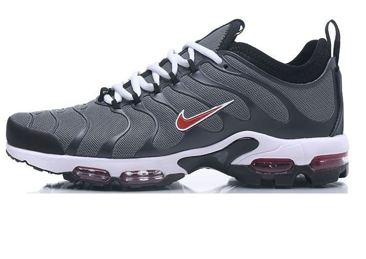 90493d47736 Tênis Nike Air Max Plus Metallic Silver Red (Masculino)