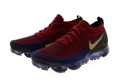 Tênis Nike Air VaporMax Flyknit 2.0 Team Red Obsidian (Masculino) na internet
