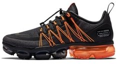 Tênis Nike Air VaporMax Run Utility Black Orange (Masculino)