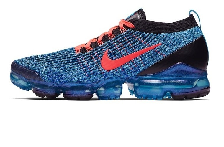 sports shoes 0ec2c 1fc1c Tênis Nike Air VaporMax Flyknit 3.0 Blue Fury (Masculino)