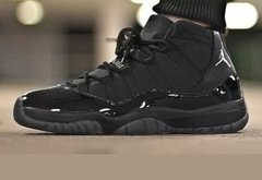 "Tênis Nike Air Jordan Retro 11 ""Triple Black"" (Masculino) na internet"