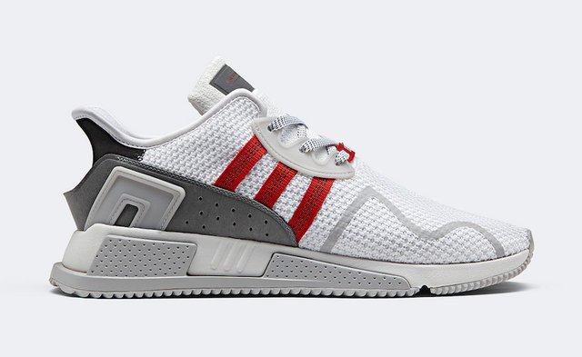 Tênis Adidas EQT Cushion Adv Branco C Vermelho (Masculino) 05ddce5ab74da