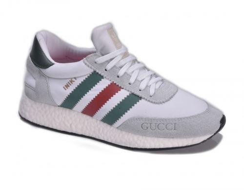 6443a7f39f Tênis Adidas INIKI Runner Gucci Branco (Masculino)