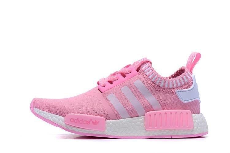 c508a5a36 Tênis Adidas Boost NMD R1 Pink (Feminino)