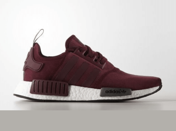 dirt cheap lace up in a few days away Tênis Adidas Boost NMD R1 Roxo (Feminino)