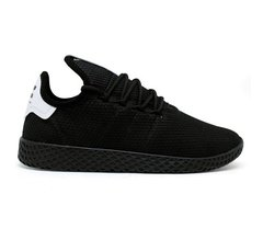 Tênis Adidas Pharrel Williams Hu X Originals Todo Preto (Masculino)
