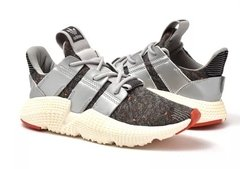 Tênis Adidas Prophere EQT Grey Solar Red (Masculino) na internet