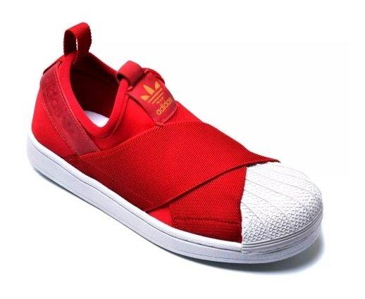 b7775d929 Tênis Adidas Slip-On Vinho