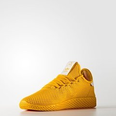 Imagem do Tênis Adidas Pharrel Williams Hu X Originals Amarelo (Masculino)