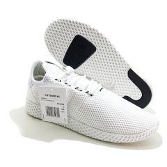 Tênis Adidas Pharrel Williams Hu X Originals Branco (Masculino) - loja online