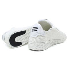 Imagem do Tênis Adidas Pharrel Williams Hu X Originals Branco (Masculino)
