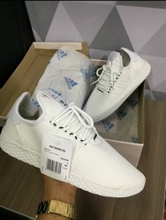 Tênis Adidas Pharrel Williams Hu X Originals Branco (Masculino)