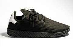Tênis Adidas Pharrel Williams Hu X Originals Todo Preto (Masculino) - comprar online