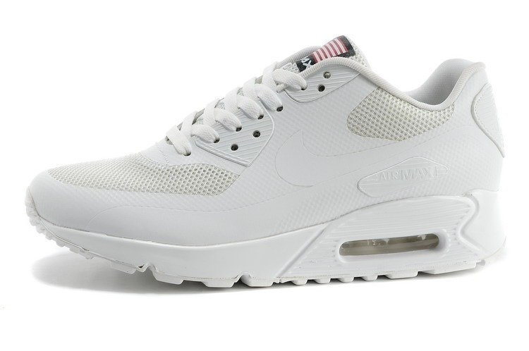 3852f0f918c Tênis Nike Air Max 90 Hyperfuse Idependence Day White (Masculino)