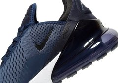 Imagem do Tênis Nike Air Max 270 Midnight Blue (Masculino)