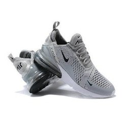Tênis Nike Air Max 270 Light Grey (Masculino) na internet