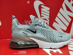 Imagem do Tênis Nike Air Max 270 Light Grey (Masculino)