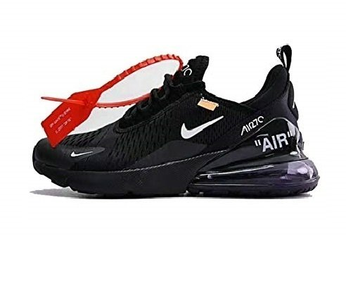 08ac5591a3e Tênis Nike Air Max 270 Off White Black (Masculino)