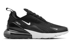 Tênis Nike Air Max 270 Black White (Masculino)