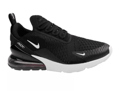 Tênis Nike Air Max 270 Black White (Masculino) na internet