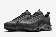 "Tênis Nike Air Max 97 Plus ""Triple Black"" (Masculino) - loja online"