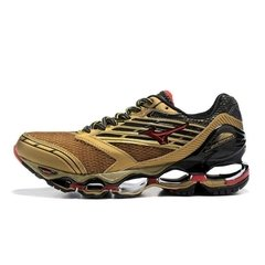 Tênis Mizuno Wave Prophecy 5 Dourado Golden Runners (Masculino) na internet