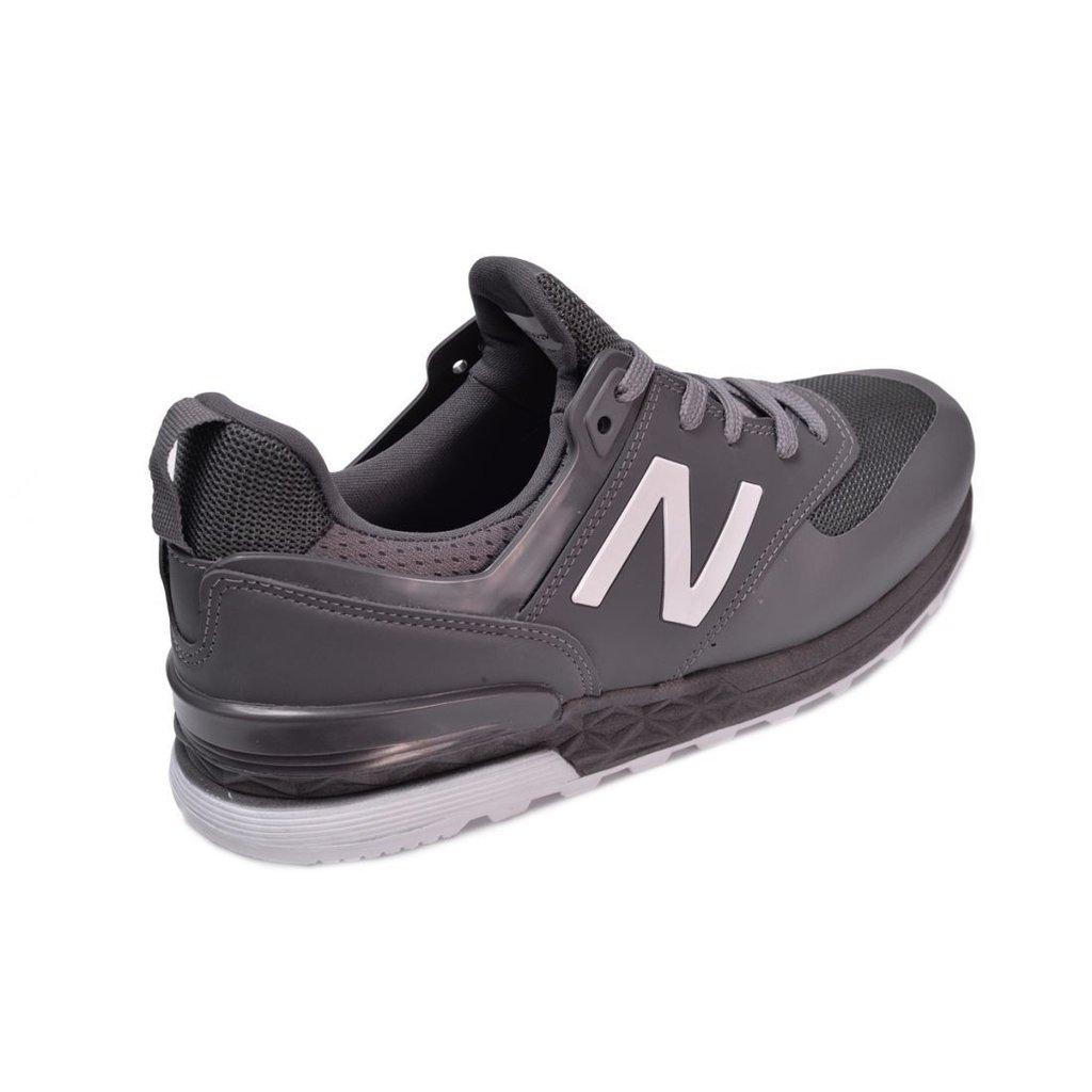 cd183557a213f Tênis New Balance 574 Sport Cinza (Masculino)