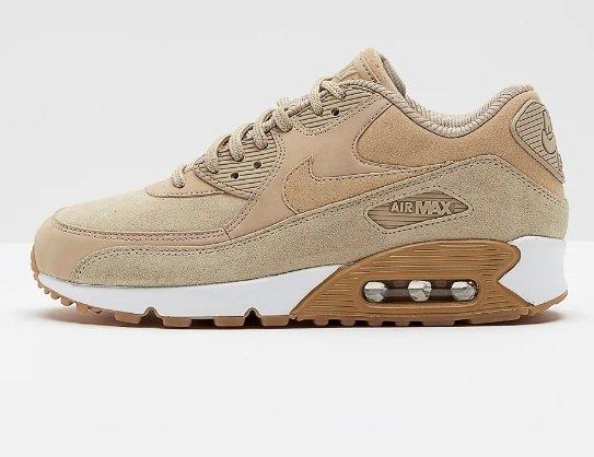 new styles 809f8 f5dd9 Tênis Nike Air Max 90 Essential Mushroom (Feminino)