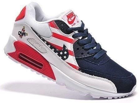 59b89f20b7 Tênis Nike Air Max 90 Essential USA (Masculino)