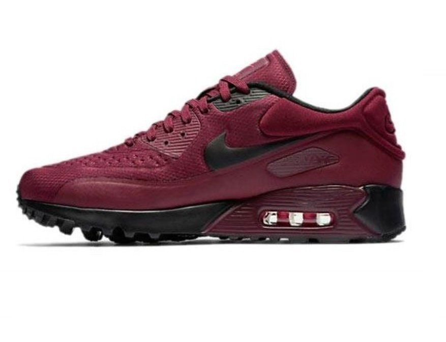 low priced dd8d5 ce6b1 Tênis Nike Air Max 90 Ultra SE Night Maroon (Masculino)