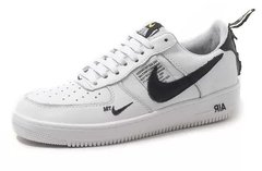 Tênis Nike Air Force 1 Branco Low Utility