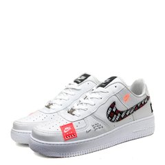 Tênis Nike Air Force 1 Just do It Branco - comprar online