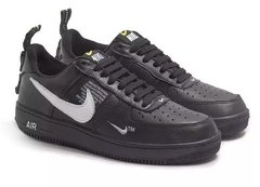 Tênis Nike Air Force 1 Preto Low Utility - comprar online
