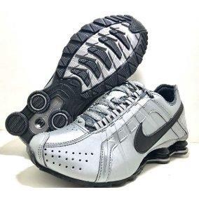 4eb366d9bbd4d ... new zealand tênis nike shox junior prata masculino comprar online 3e019  a36fe