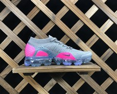 Tênis Nike Air VaporMax Flyknit 2.0 Cheap Dark Grey Pink (Feminino) na internet