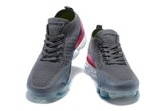 Imagem do Tênis Nike Air VaporMax Flyknit 2.0 Cheap Dark Grey Pink (Feminino)