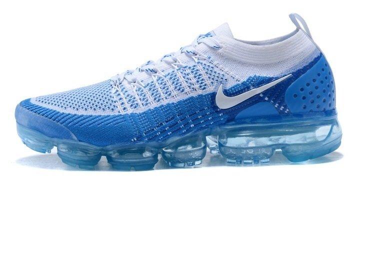 fe4ee7364aa Tênis Nike Air VaporMax Flyknit 2.0 Thunder Blue (Masculino)