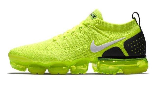 3796d1b3e48 Tênis Nike Air VaporMax Flyknit 2.0 Volt (Masculino)