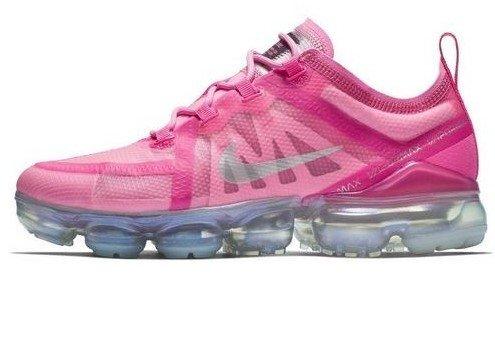 Tênis Nike Air Vapormax Flyknit 2019 Pink Feminino