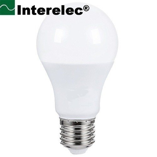 Lámpara LED 12w Luz Fría Pack 10 Interelec OFERTON!!!!