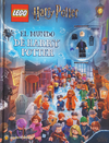 LIBRO: EL MUNDO DE HARRY POTTER LEGO