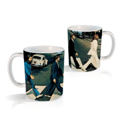 TAZA DE CERÁMICA - THE BEATLES - ABBEY ROAD