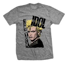 REMERA BILLY IDOL - comprar online