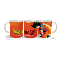 TAZA DE PLÁSTICO - DRAGON BALL